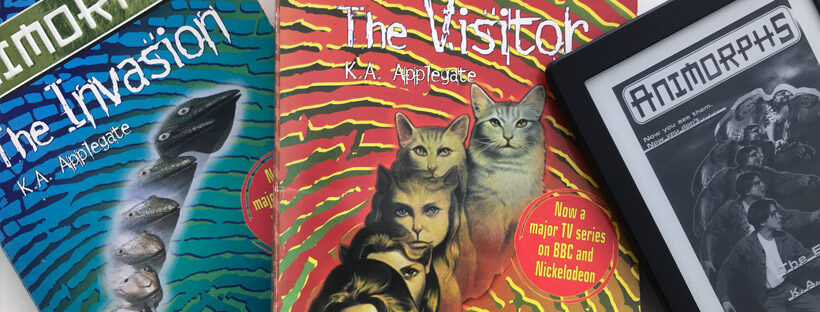 Animorphs Re-Read